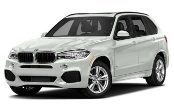 2017 BMW X5 - Alpine White