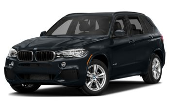 2017 BMW X5 - Carbon Black Metallic