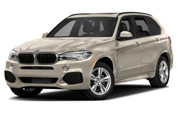 2017 BMW X5 - Mineral Silver Metallic