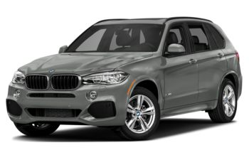 2017 BMW X5 - Space Grey Metallic