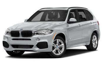 2017 BMW X5 - Glacier Silver Metallic