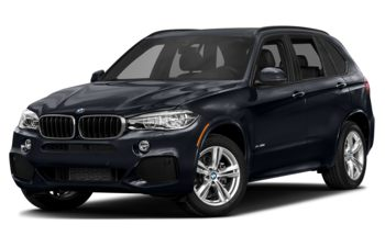 2017 BMW X5 - Imperial Blue Metallic
