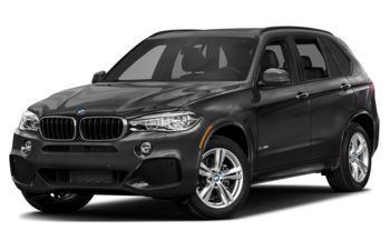 2017 BMW X5 - Dark Graphite Metallic