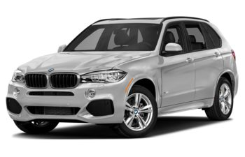 2017 BMW X5 - Mineral White Metallic