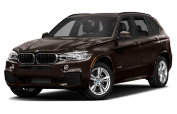 2017 BMW X5 - Sparkling Brown Metallic