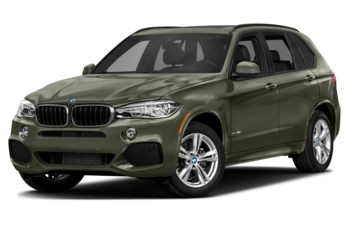 2017 BMW X5 - Atlas Cedar Metallic