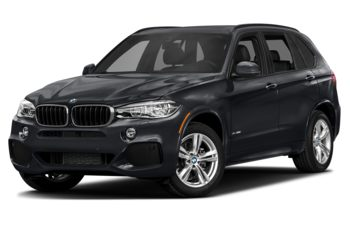 2017 BMW X5 - Azurite Black Metallic