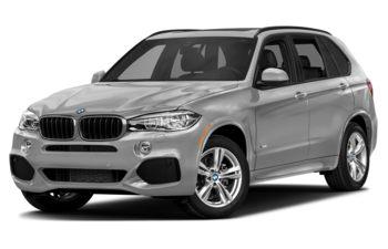 2017 BMW X5 - Pearl Silver Metallic