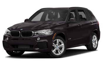 2017 BMW X5 - Ruby Black Metallic