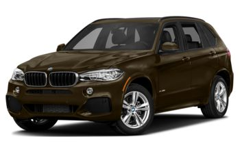 2017 BMW X5 - Pyrite Brown Metallic
