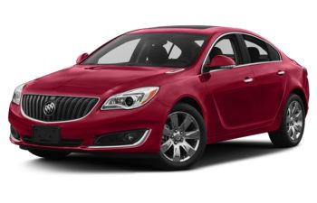 2017 Buick Regal - Crimson Red Tintcoat