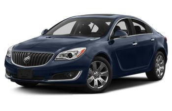 2017 Buick Regal - Dark Sapphire Blue Metallic