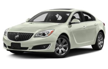 2017 Buick Regal - Crystal White Tricoat