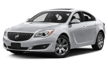 2017 Buick Regal - Quicksilver Metallic