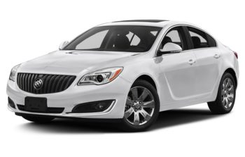 2017 Buick Regal - Summit White