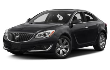 2017 Buick Regal - Ebony Twilight Metallic