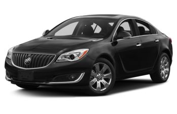 2017 Buick Regal - Black Onyx