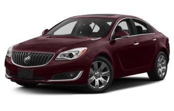 2017 Buick Regal - Black Cherry Metallic