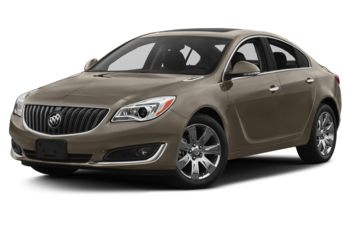 2017 Buick Regal - Pepperdust Metallic
