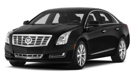 2019 Cadillac XTS W30 Stretch Livery