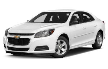 2016 Chevrolet Malibu Limited - Summit White
