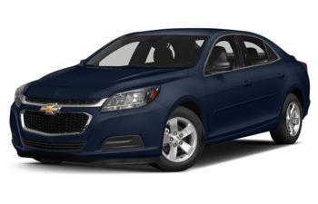 2016 Chevrolet Malibu Limited - Blue Velvet Metallic