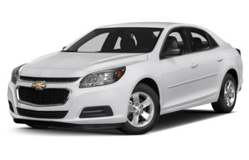 2016 Chevrolet Malibu Limited - Silver Ice Metallic