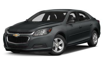 2016 Chevrolet Malibu Limited - Ashen Grey Metallic