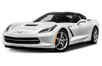 2017 Chevrolet Corvette - Arctic White