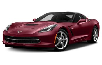 2017 Chevrolet Corvette - Long Beach Red Metallic Tintcoat