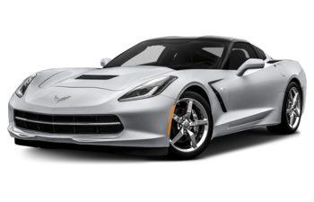 2017 Chevrolet Corvette - Blade Silver Metallic