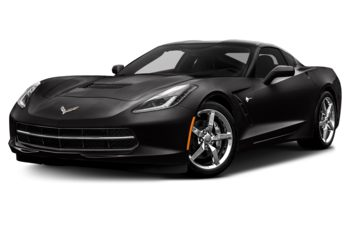 2017 Chevrolet Corvette - Black