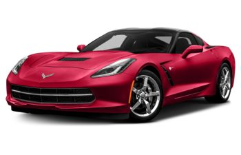 2017 Chevrolet Corvette - Torch Red