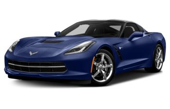 2017 Chevrolet Corvette - Admiral Blue Metallic