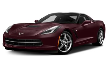 2017 Chevrolet Corvette - Black Rose Metallic