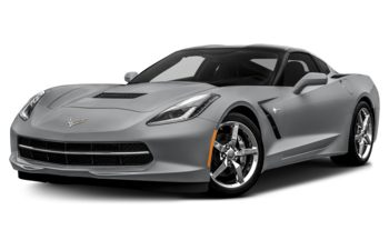 2017 Chevrolet Corvette - Sterling Blue Metallic