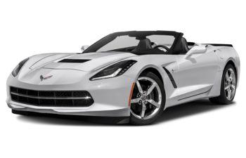 2018 Chevrolet Corvette - Blade Silver Metallic