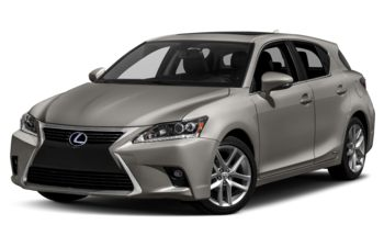 2017 Lexus CT 200h - Atomic Silver