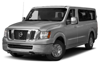 2017 Nissan NV Passenger NV3500 HD - Brilliant Silver Metallic
