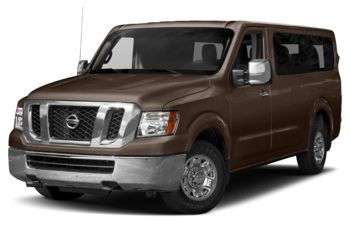 2018 Nissan NV Passenger NV3500 HD - Java Metallic