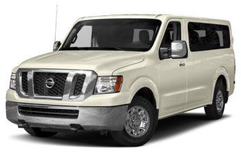 2018 Nissan NV Passenger NV3500 HD - Pearl White