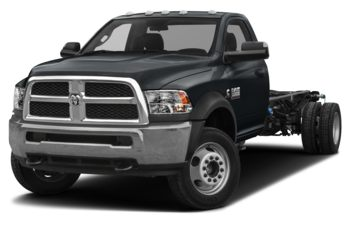 2018 RAM 3500 Chassis Cab 4491 kg (9900 lb) GVWR - Maximum Steel Metallic