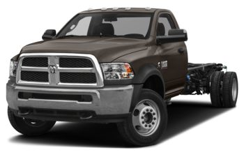 2018 RAM 3500 Chassis Cab 4491 kg (9900 lb) GVWR - Walnut Brown Metallic