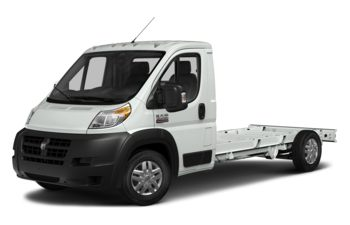 2019 RAM ProMaster 3500 Cab Chassis - N/A