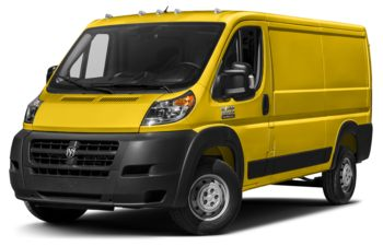 2017 RAM ProMaster 1500 - Broom Yellow