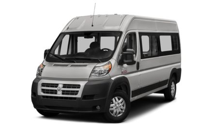 2017 RAM ProMaster 2500 Window Van High Roof
