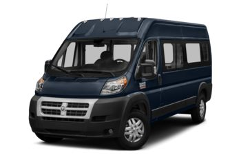 2018 RAM ProMaster 2500 Window Van - True Blue Pearl