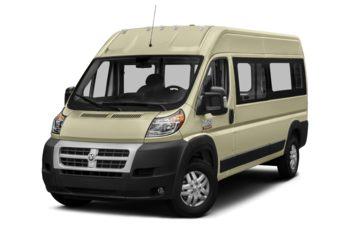 2018 RAM ProMaster 2500 Window Van - Sandstone Pearl