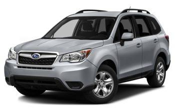 2016 Subaru Forester - Ice Silver Metallic