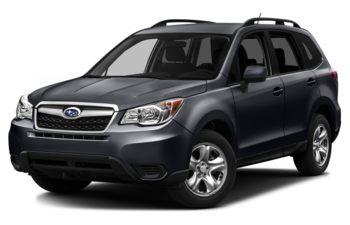 2016 Subaru Forester - Dark Grey Metallic